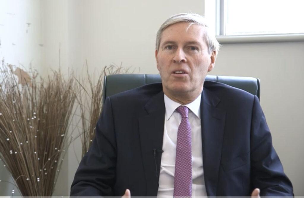 David Saunderson in conversation with Kina Robertshaw